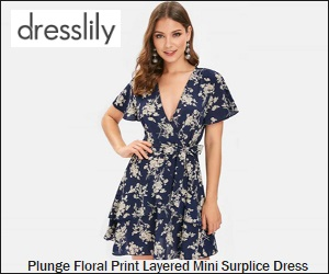اشترِ ملابسك الأنيقة عبر الإنترنت على Dresslily.com