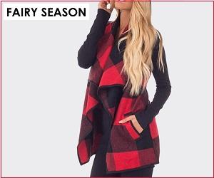 تسوق ملابس مكان عملك في Fairy Season