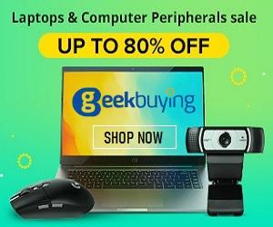 ابحث عن الأداة التي تحبها في Geekbuying.com