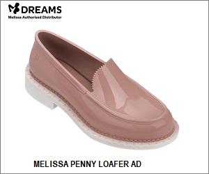اشترِ أحذية ميليسا البلاستيكية المسطحة والصنادل عبر الإنترنت