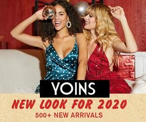 تسوق من فساتين الموضة عالية الجودة الخاصة بك على Yoins.com