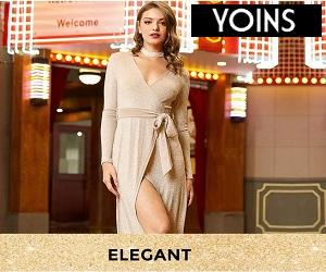 تسوقي فساتين الموضة عالية الجودة على Yoins.com