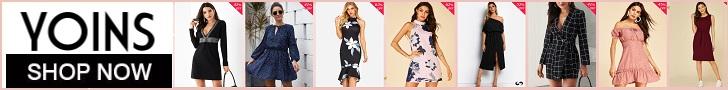 تسوق ملابسك القادمة الجميلة فقط في Yoins.com