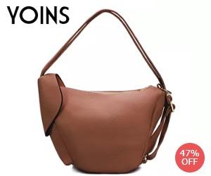 تسوق حقائبك وملابسك القادمة الجميلة فقط في Yoins.com