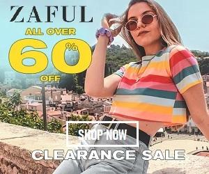 أصبح التسوق عبر الإنترنت أمرًا سهلاً على Zaful.com